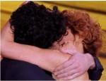 Lucrezia Lante Della Rovere(figlia di Marina Ripa di Meana) e Simone Di Pasquale: bacio hot a Ballando con le stelle
