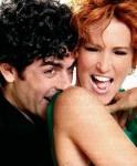 Lucrezia Lante Della Rovere ballando con Simone Di Pasquale ha trovato l'amore